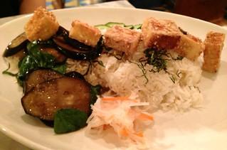 Tofu Eggplant