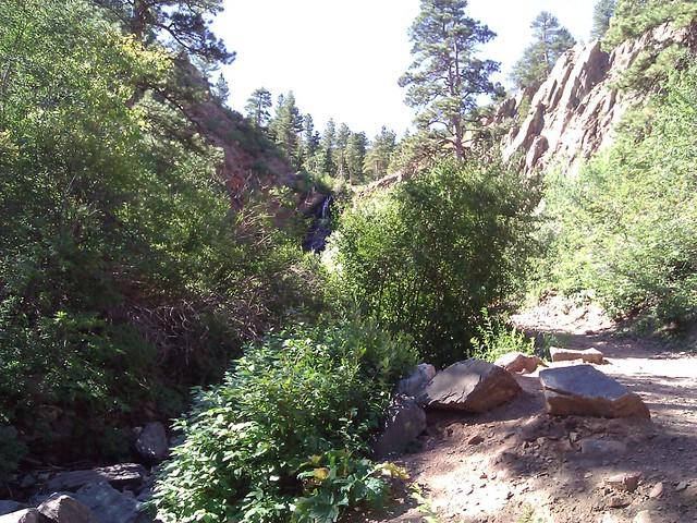 Garden Creek Falls - Casper, WY 1
