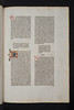 Illuminated initial in Livius, Titus: Historiae Romanae decades I, III, and IV [Italian]