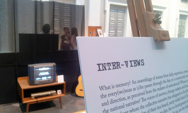 """INTER-VIEWS"" Photovoice SG First Annual Show"