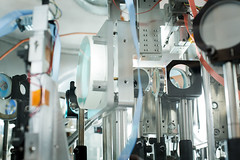 Miroirs à l'intérieur d'un laser (ALLS)