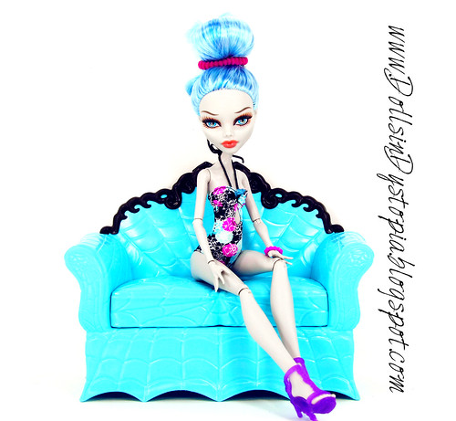 Oh Ghoulia.... by DollsinDystopia