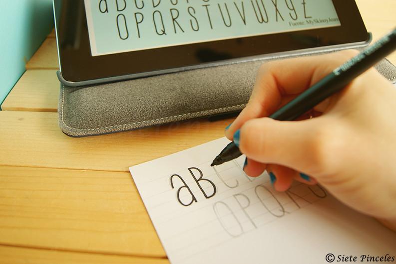Aprender caligrafia 3_Handlettering 5