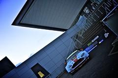 FIA WEC 2013 Season launch-Silverstone wing