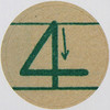 Vintage Sticker number 4