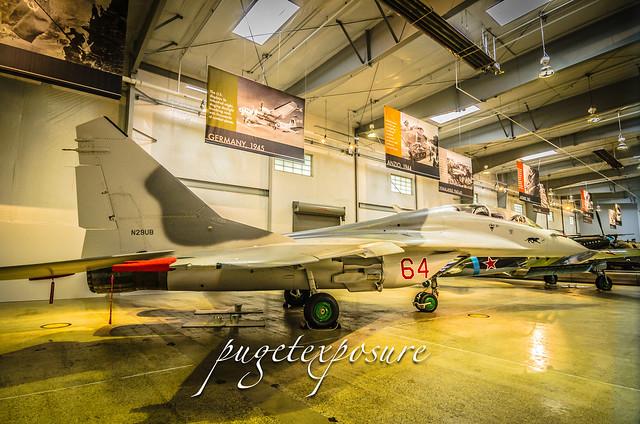 Mikoyan MiG-29UB Fulcrum