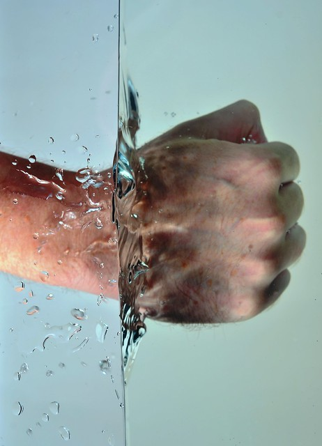Punching Water