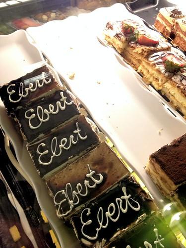Ebert cake!
