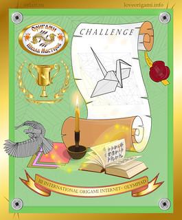 3 International Origami Internet-Olympiad