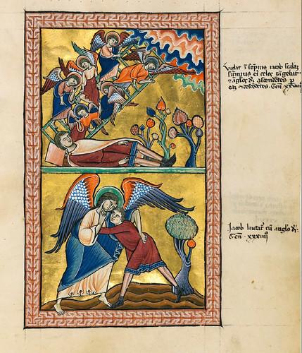 004-Salterio dorado de Múnich-1200-1225 d.C- Biblioteca Estatal de Baviera (BSB)