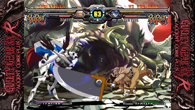 Guilty Gear XX Accent Core +R for PS Vita