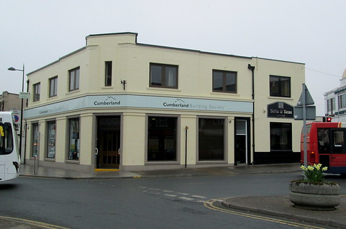 Art Deco Building, Workington