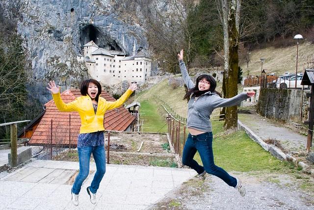 Predjama Castle Slovenia | packmeto.com