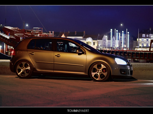 golf v gti shoot