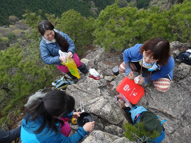 雪彦山(2013.4 (156)