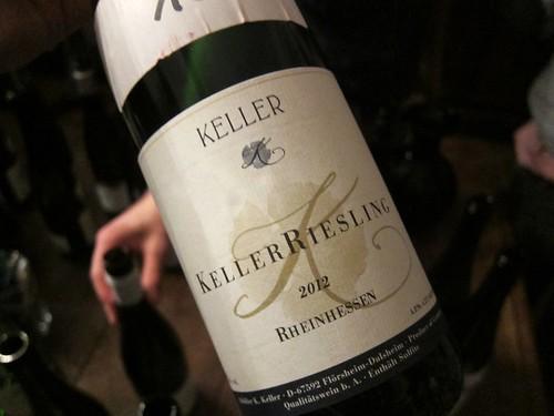 2012 Riesling Keller