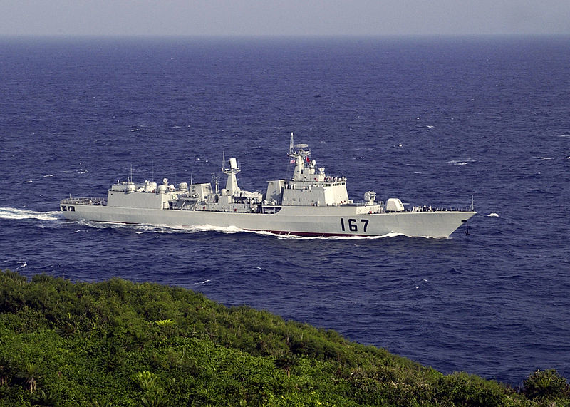 Type 051C destroyer