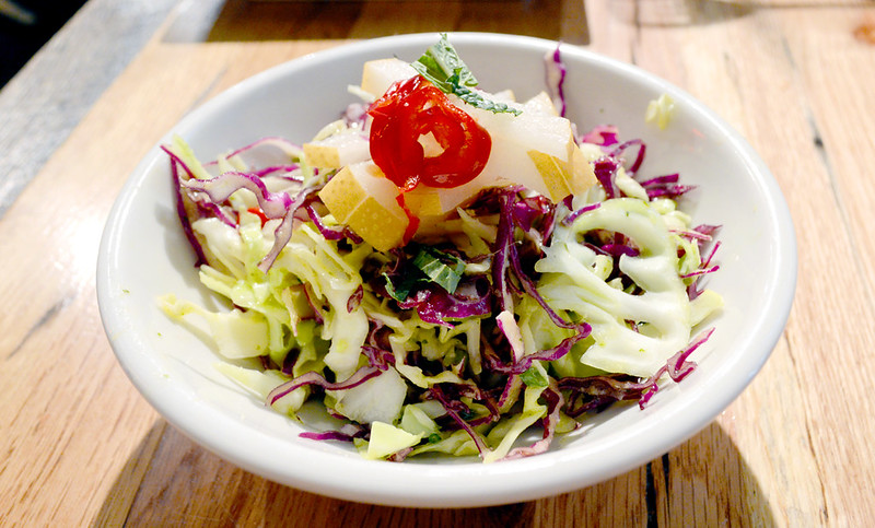 Asian Pear Coleslaw