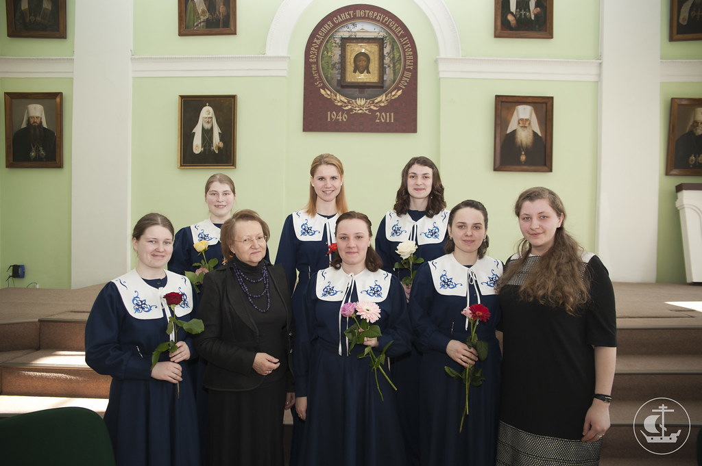 25 апреля 2013, Экзамен по дирижированию в СПбПДА