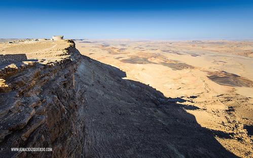Israel - Negev Desert - Makhtesh Ramon 05