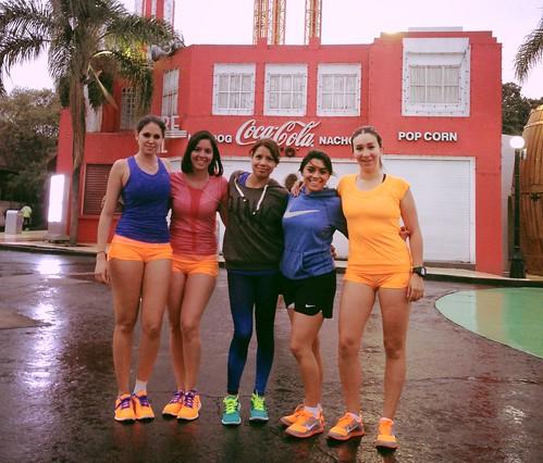 Nike Run Experience Six Flags #RunFree