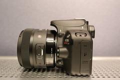 EOS Kiss X7 + SIGMA 30mm f1.4 DC