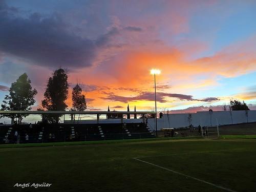MAZ1 1172Soccer stadium - Estadio de Futbol