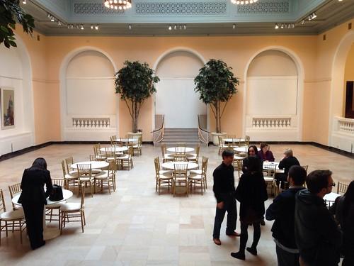 Engelhard Court, Newark Museum