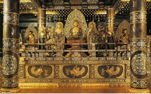 中尊寺金色堂の画像 p1_34
