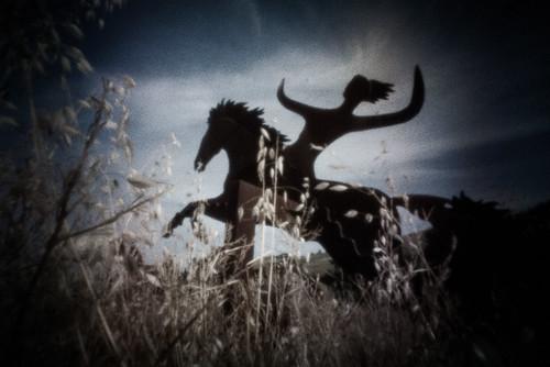 Wild Horse Pinhole number 1