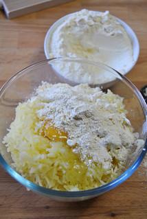 Potato Gnocchi with Chickpeas Flour