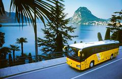 Cestování Švýcarskem– Palm Express