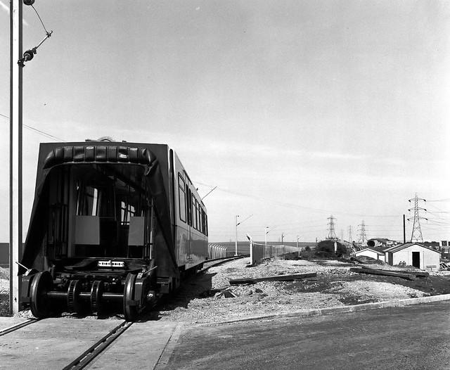 Metro Car Test Track