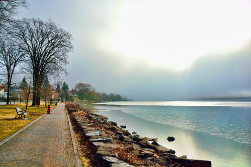 Lakefront Morning