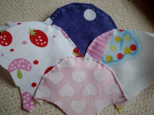 clamshell patchwork