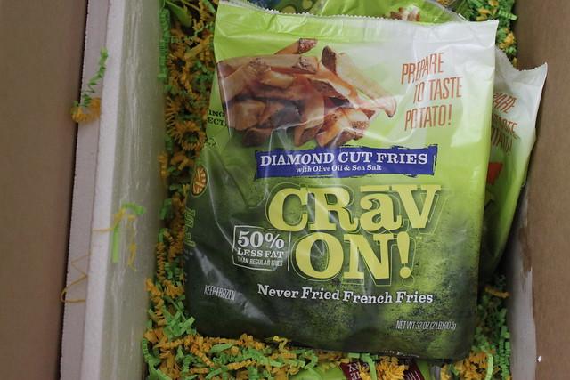 CravOn Fries!