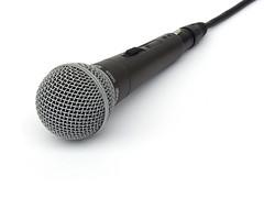Photo: microphone