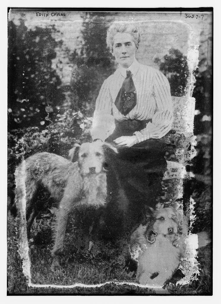 Edith Cavell  (LOC)