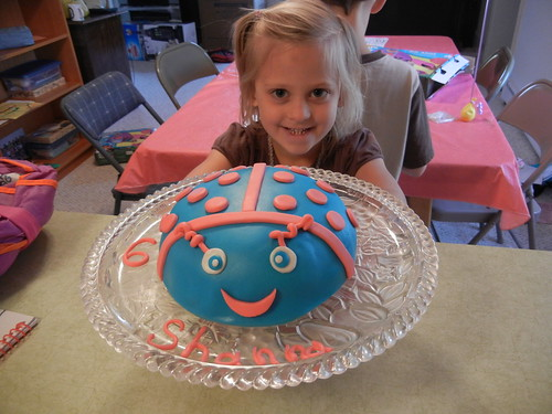May 2 2013 Shanna cake