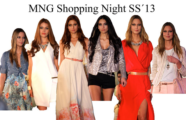MNG shopping night