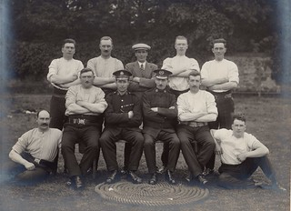 Inverness Burgh Police Tug-of-War Team 1923 (1 of 2)