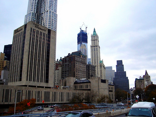 new york  view of pace university 8 spruce street one worl