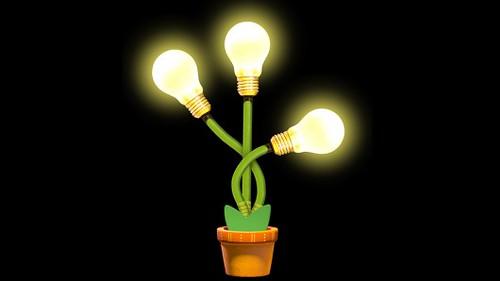 Glowing Plant - улицы городов будущего будут освещать деревья