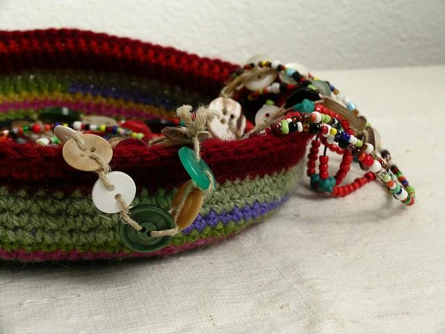Taça de lã