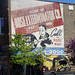 Small photo of Painted advertisement, North Avenue,Chicago
