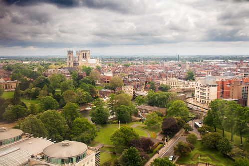 View over York