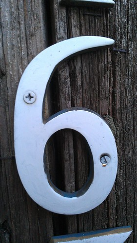 Number challenge: 6 by christopher575