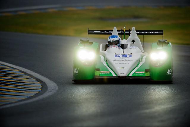2013 Le Mans Test Day