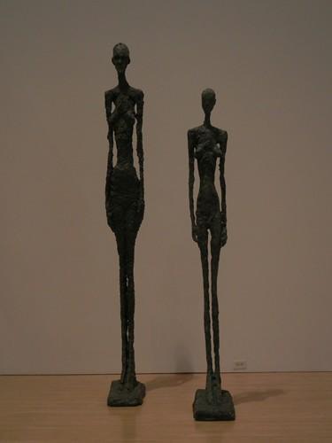 DSCN8781 _ Tall Figure, II, 1960, ALberto Giacometti (1901-1966), MOCA