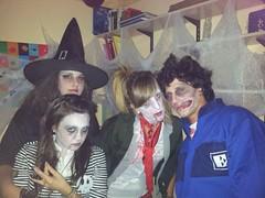 Halloween a tres vueltas de coletero
